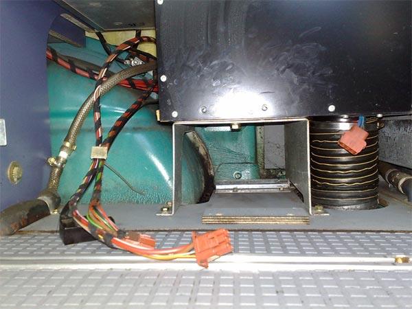 How To Dispose Of Batteries >> Westfalia California - Réparation du transfochargeur